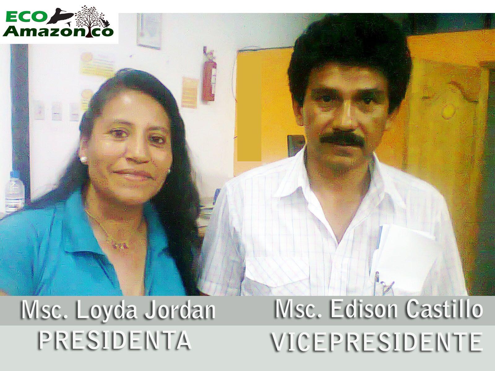 LOYDA Y EDISON