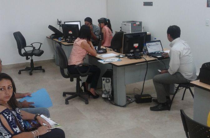 Ant atender proceso de matriculaci n vehicular en for Oficina registro civil