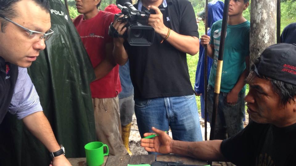Continúan los conflictos en la Hacienda Té Zulay