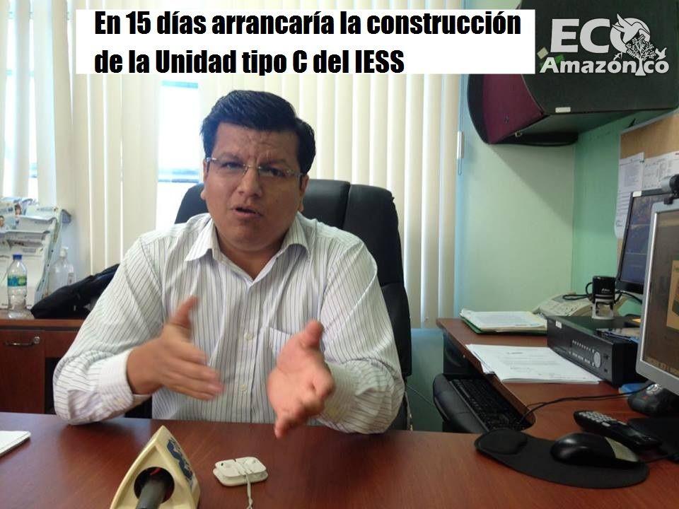 """En Pocos Días Arranca La Construcción De La Unidad Tipo """"C"""" Del IESS"""