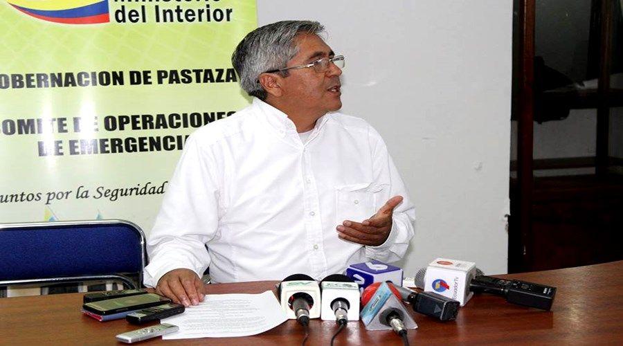 Gobernador en rueda de Prensa sobre agresiones en la Té Zulay