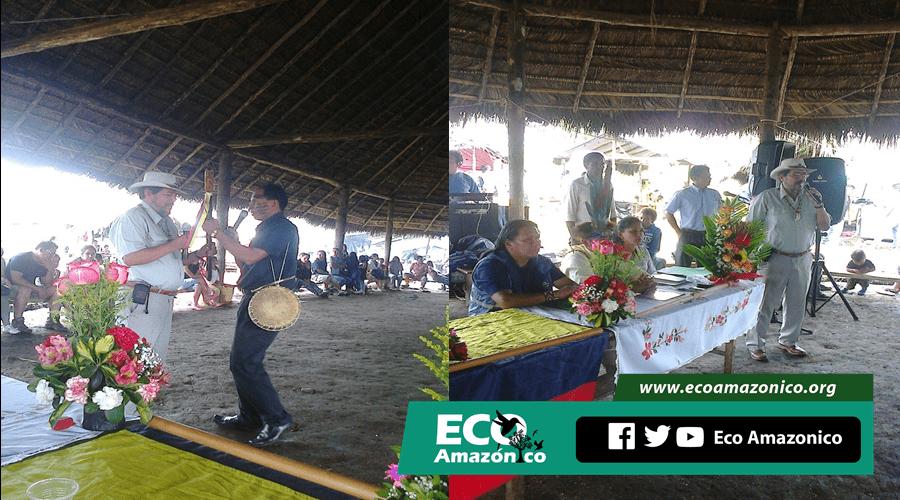 Marco Vargas , invitado a inauguraron de Casa Comunal en la Tarqui