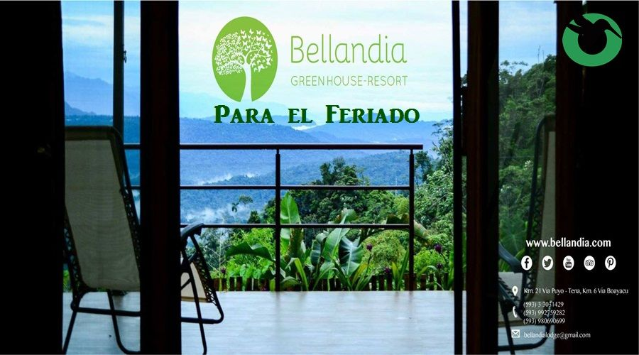 Bellandia lodgue espera por tí en este feriado