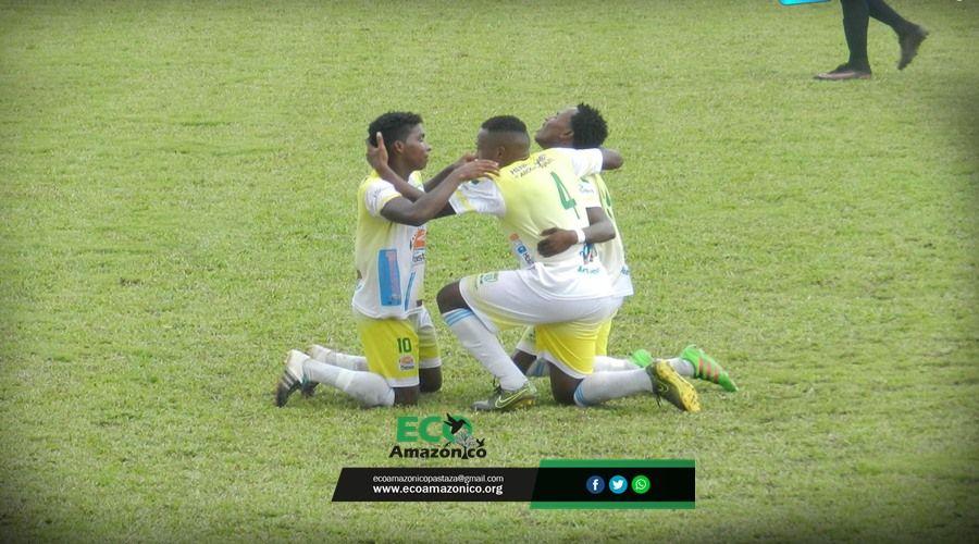 Deportivo Puyo venció 2 - 0 al Guayaquil Sport