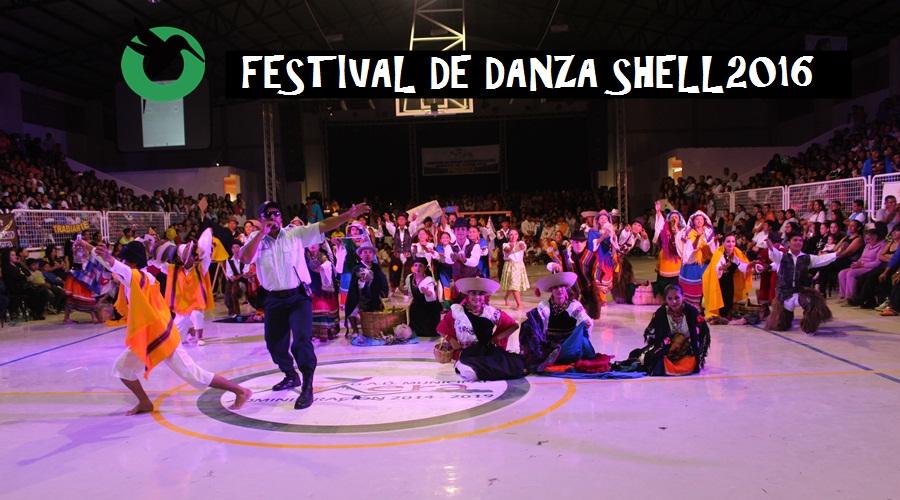 Festival de Danza Shell 2016