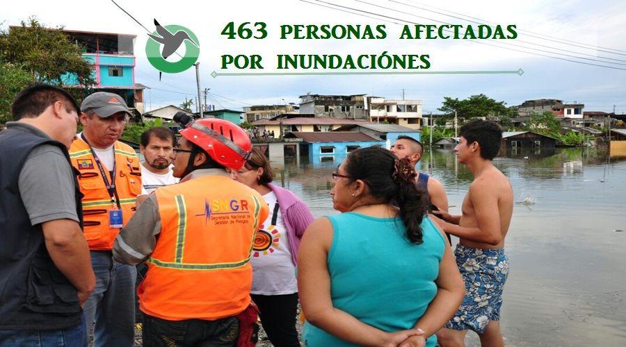 Se comienza la ayuda por en el tema inundaciones en Pastaza
