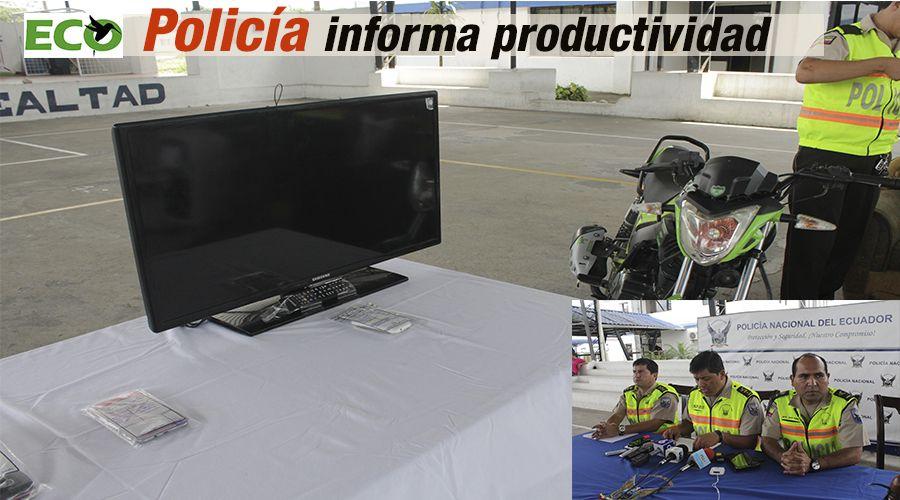 Policía de Patsaza informa