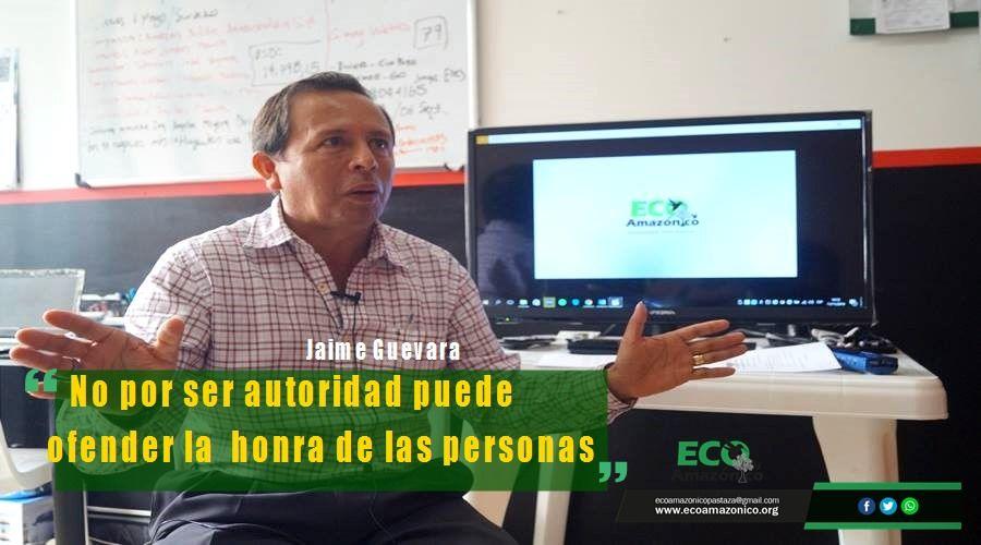 Jaime Guevara Pide La Réplica De Las Declaraciones De Kubes