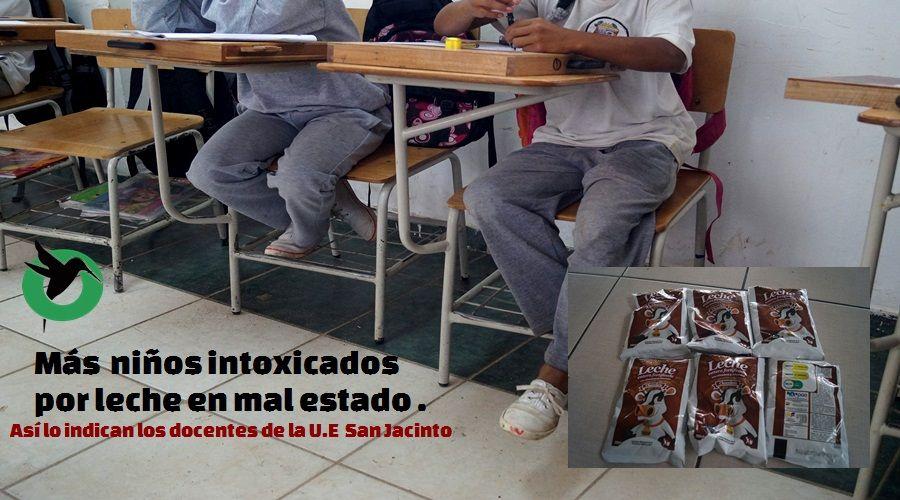 Más niños intoxicados en Puyo