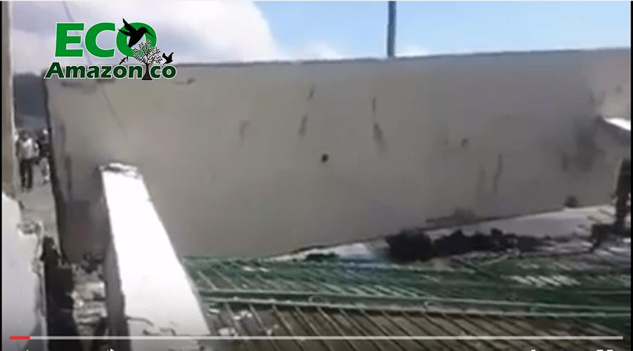 Lamentable accidente en Puyo deja un fallecido