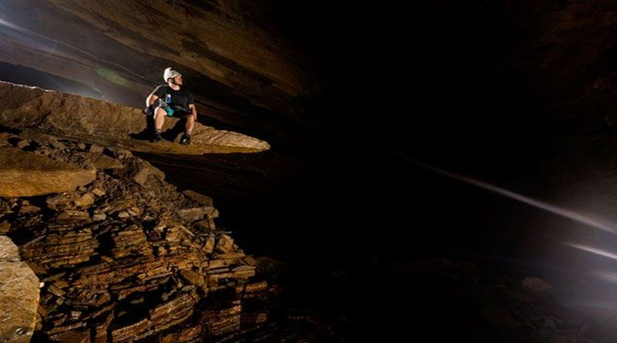 Las Cuevas de los Tayos, por dentro