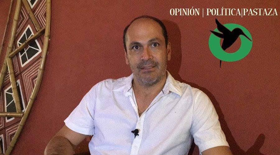 Vídeo de Opinión sobre el tema de los Asambleístas de Pastaza y sus propuestas