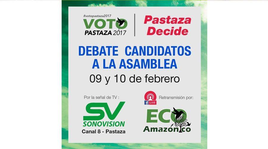 Debate en Sonovisión