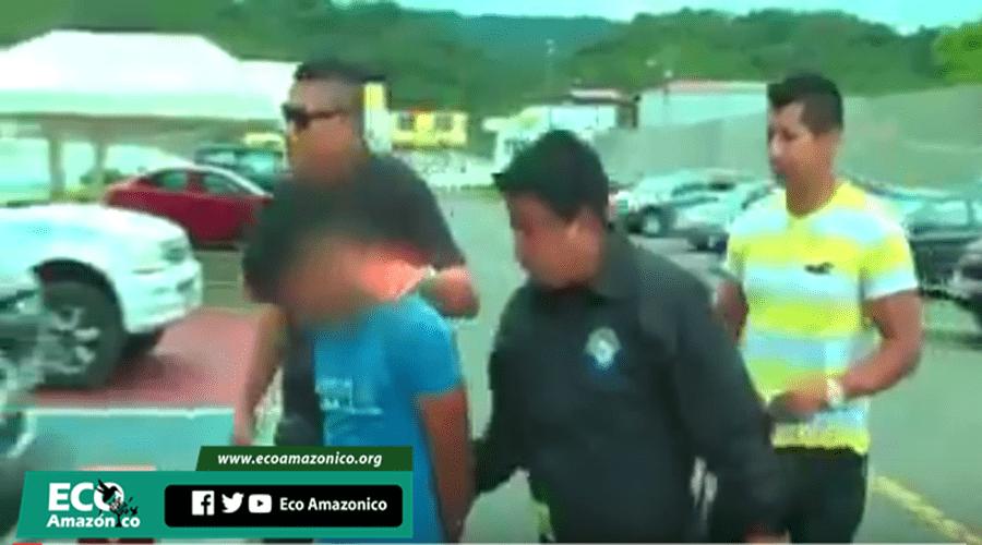 Capturan a uno de los sospechosos del asesinato del SR. Velasco