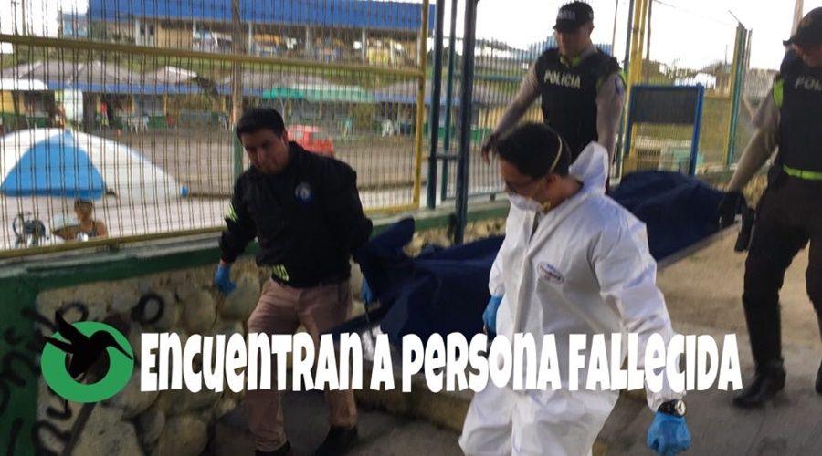 Persona Fallecida en el Parque Auatico
