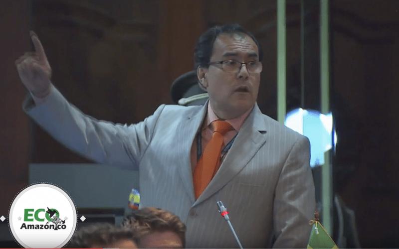 Raúl Tello Asambleista por Pastaza