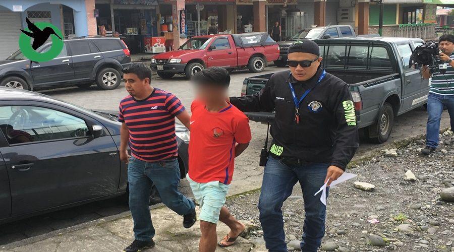 Detienen a segundo sospechoso de homicidio en Puyo