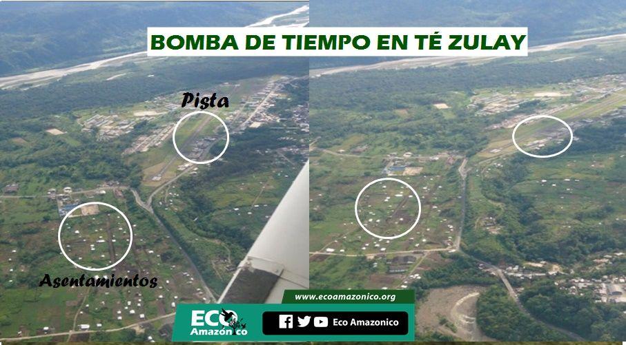 Bomba de tiempo en Té Zulay