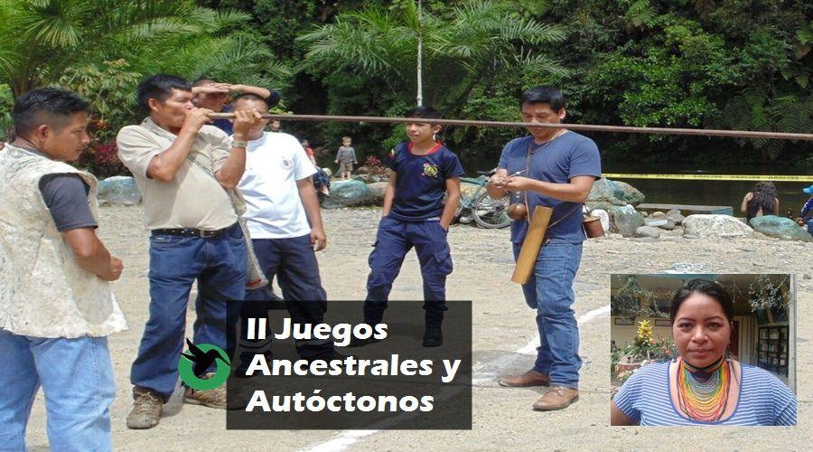 II Juegos Ancestrales y Autóctonos