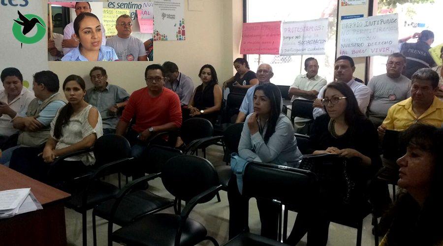 Barrios Intipungo, Obrero y Amazonas no quieren antenas de telefonía móvil