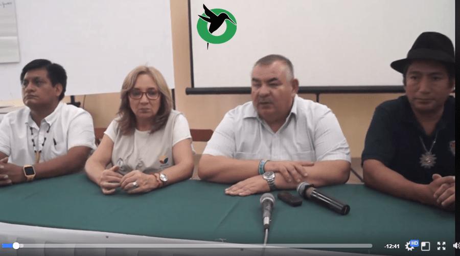 Reunión de Prefectos de la Amazonia