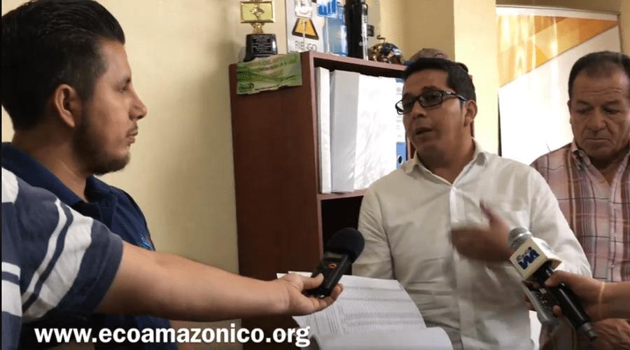 Transportistas de Pastaza piden cuentas a la Mancomunidad