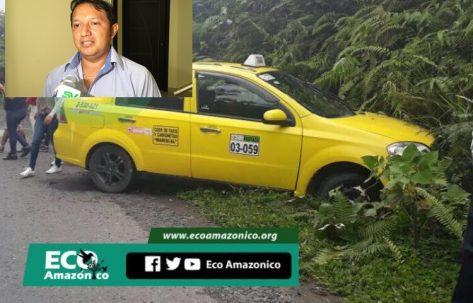 Otro taxista asaltado en Puyo