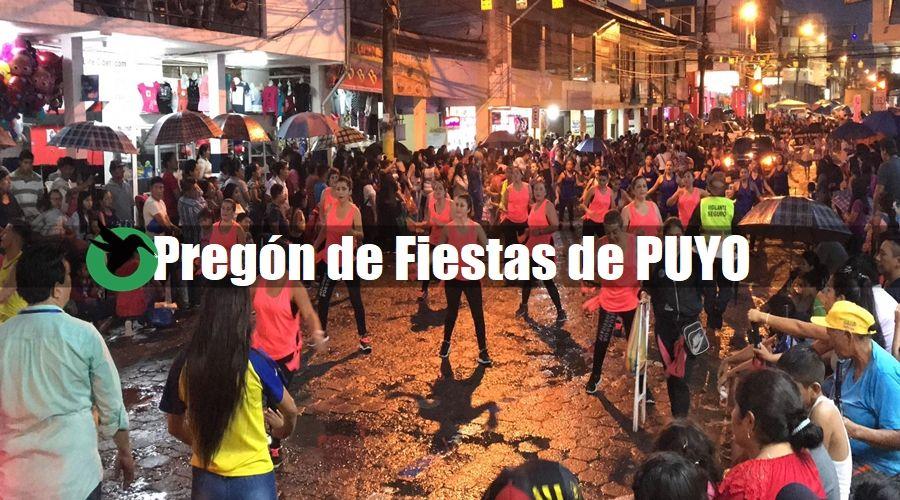 Fiestas de Puyo 2018