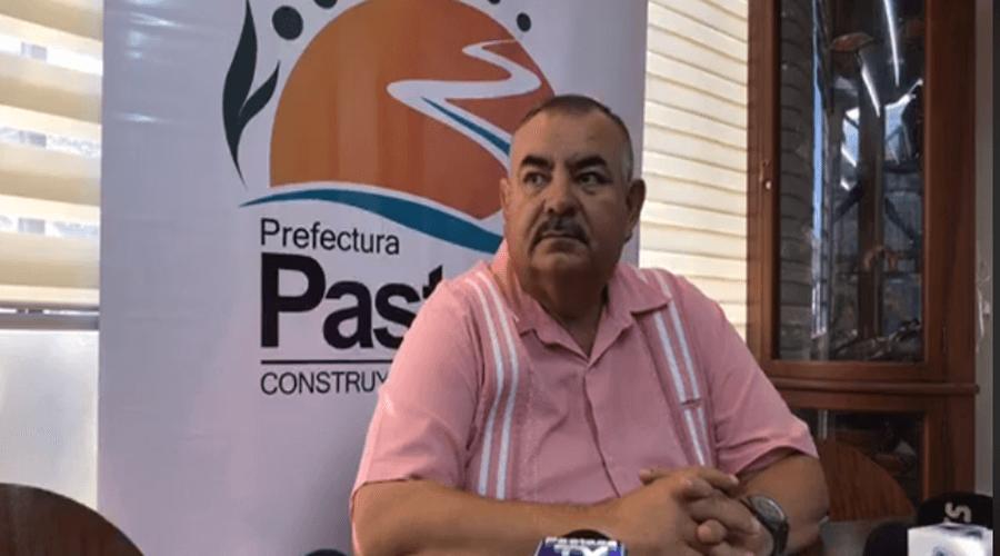 Prefecto de Pastaza Antonio Kubes