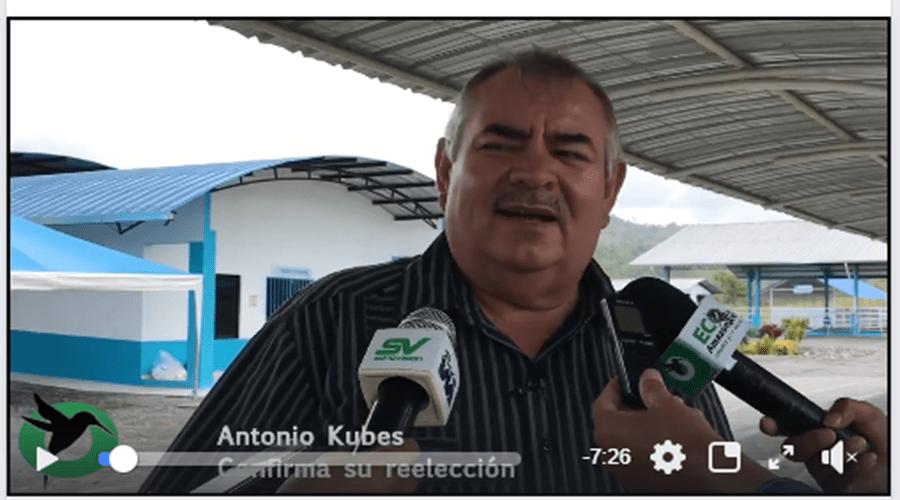 Kubes arremete contra sus opositores políticos