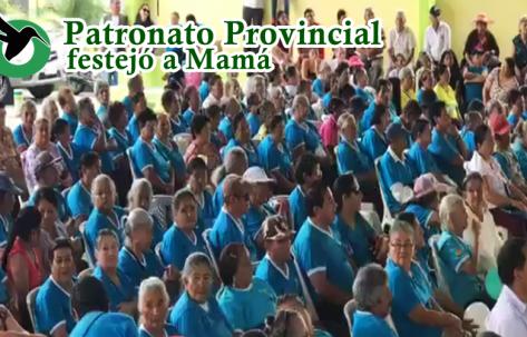 Patronato Provincial festejó a Mamá