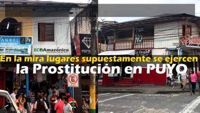 Se intentó clausurar dos lugares en el centro de Puyo