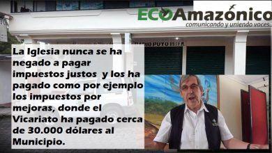Rafael Cob ante la clausura de los servicios sociales del Vicariato