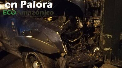 Trágico fallecimiento en Palora