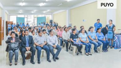 Sesión Solemne por los siete años de creación del Patronato Provincial de Pastaza