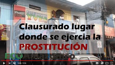 PROSTITUCIÓN EN pUYO