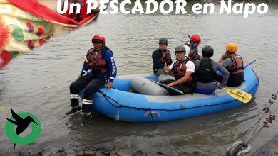 Se rescata a uno de dos pescadores de cayeron en el Río Napo