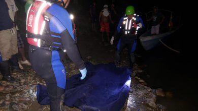 Pasaron cuatro días para encontrar el cuerpo de Luis Bastidas en el río Napo