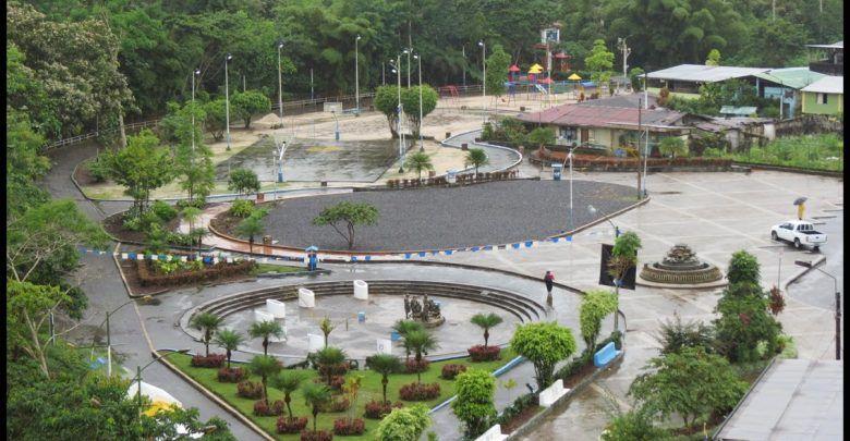 Puyo Pastaza parque de la familia