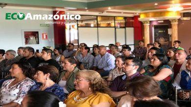 Empresarios Turísticos socializaron Ley Amazónica