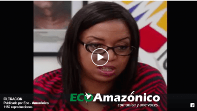 La Ministra Ocles influenciando en la directora de AP en Pastaza