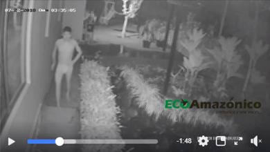 Se captura en imágenes de cámaras a delincuente