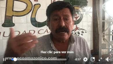 Paco Meza denuncia