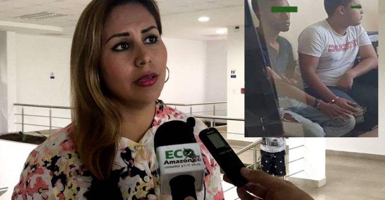 Prisión preventiva para venezolanos que robaron un celular en#Puyo