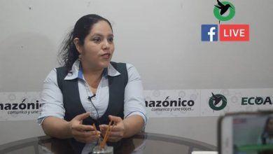 Johana Mendoza , jefe de crédito