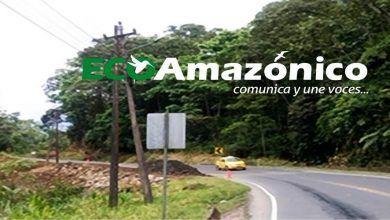 Vía Puyo-Shell sector Santa Rosa se cierra por mantenimiento.