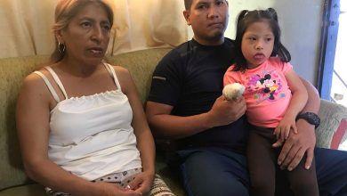Incidente con una niña discapacitada en la Orquídea Amazónica puyo