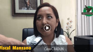 8 denuncias por maltrato en la Fiscalia en contra de CRADUN