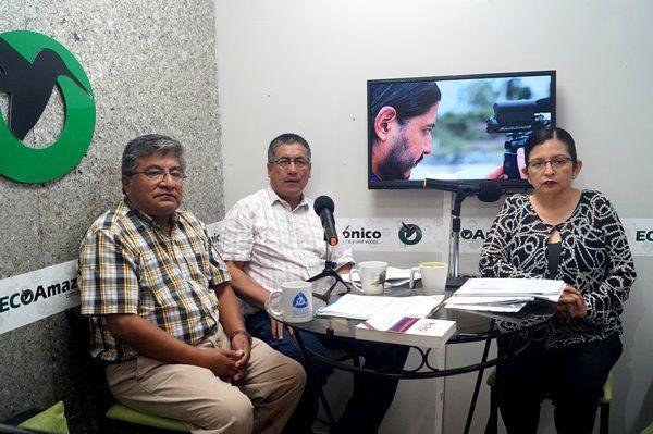 Dialogo sobre le bloque 28 en Mera