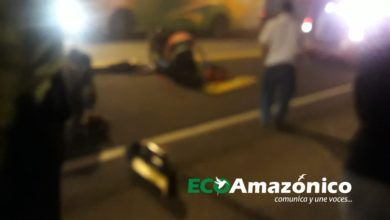 Tres personas heridas en accidente de tránsito en la vía a MACAS